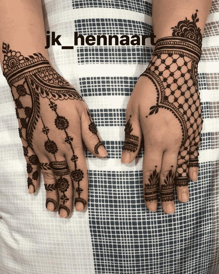 Good Looking Noida Henna Design