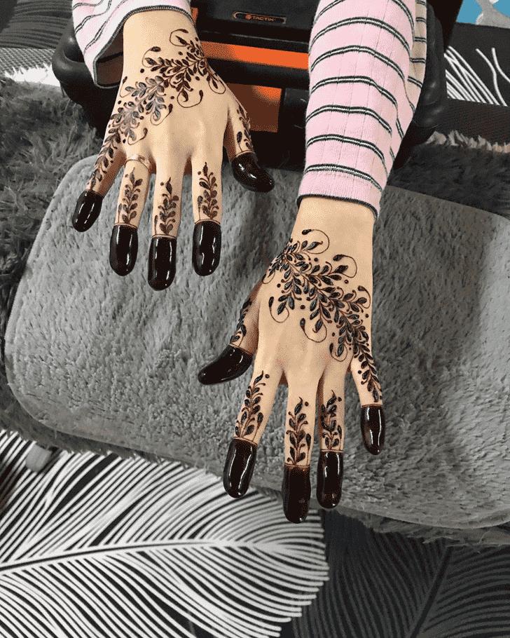 Gorgeous Noida Henna Design