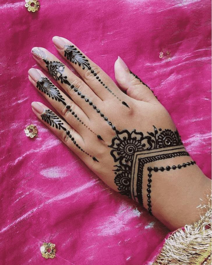 Magnificent Pattern Henna Design