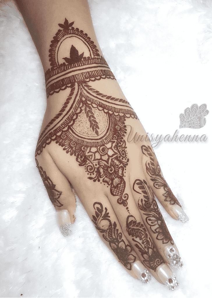 Appealing Pennsylvania Henna Design