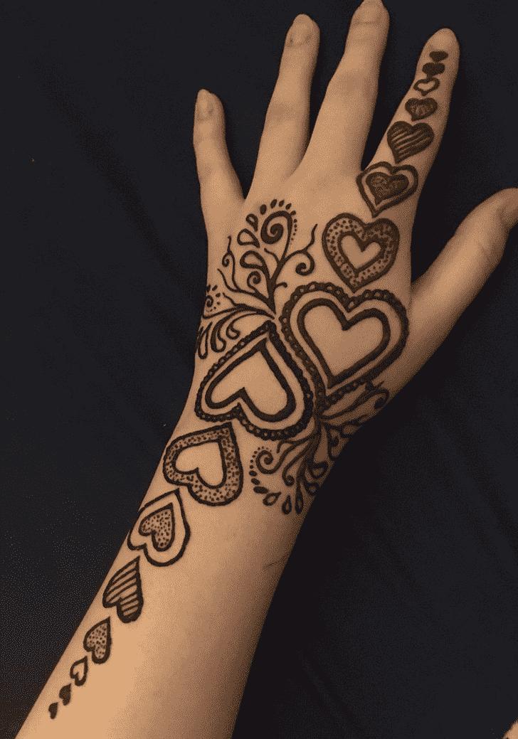 Excellent Pennsylvania Henna Design