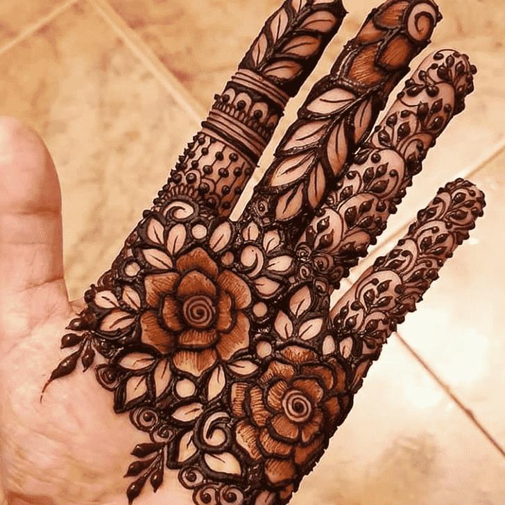 Fetching Pennsylvania Henna Design