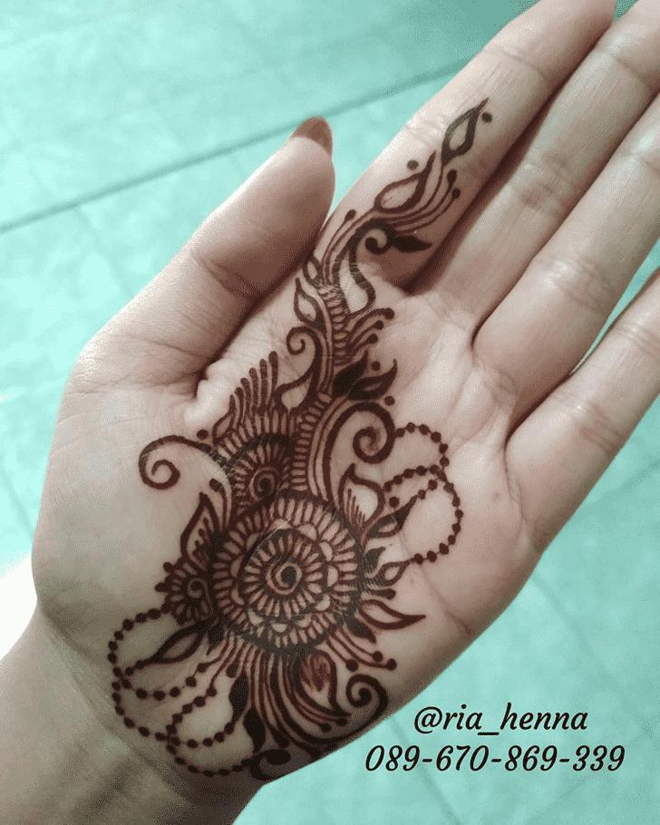 Ideal Pennsylvania Henna Design