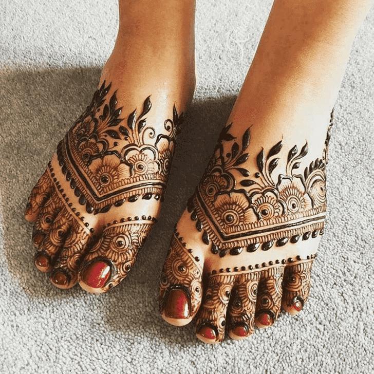 Superb Pennsylvania Henna Design