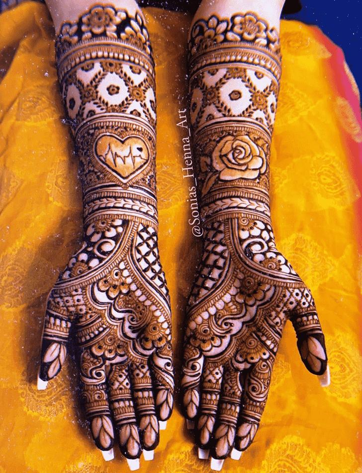 Angelic Professional Henna Design