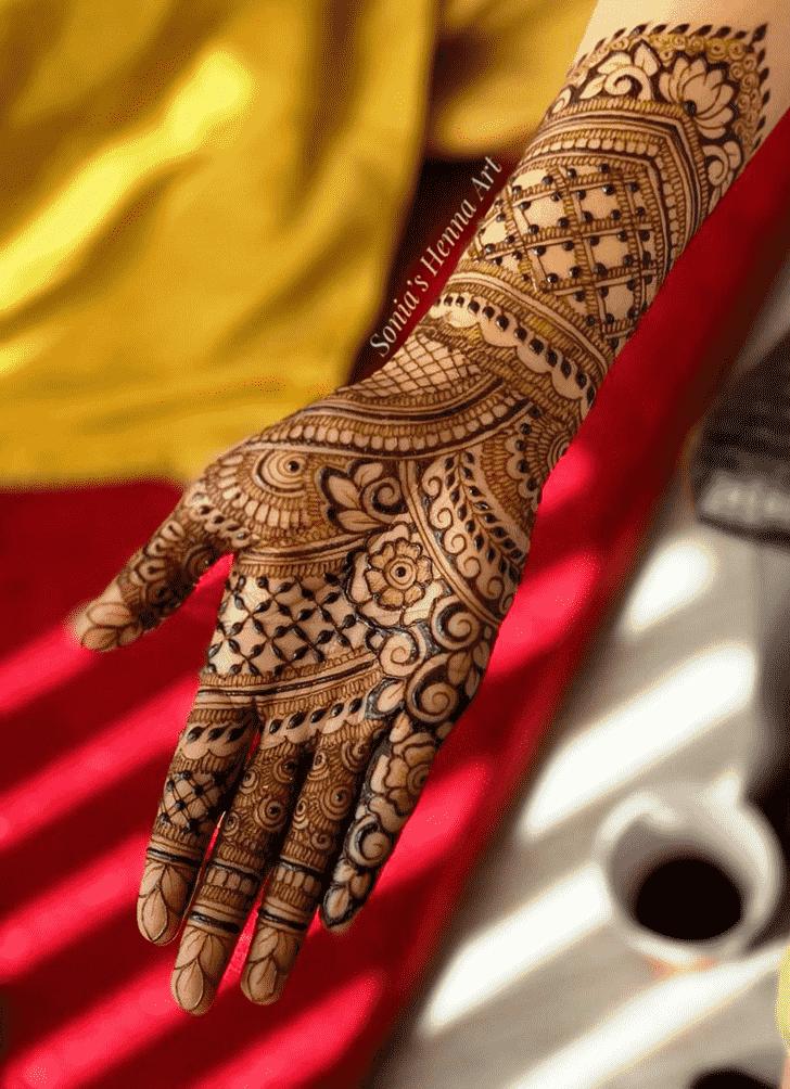 Beauteous Professional Henna Design