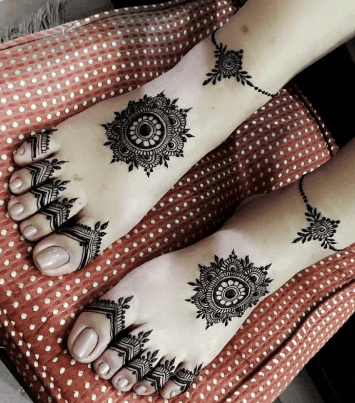 Splendid Ranchi Henna Design