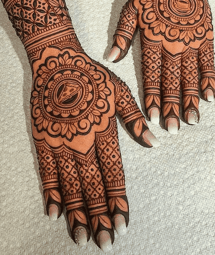 Arm Rawalpindi Henna Design