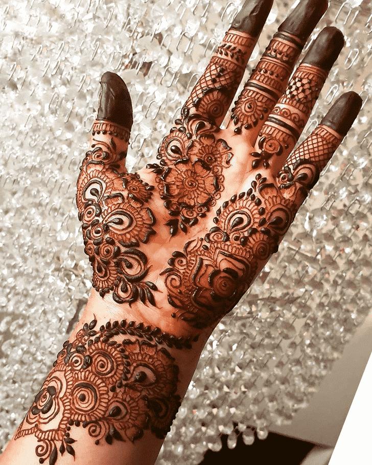 Fair Rawalpindi Henna Design