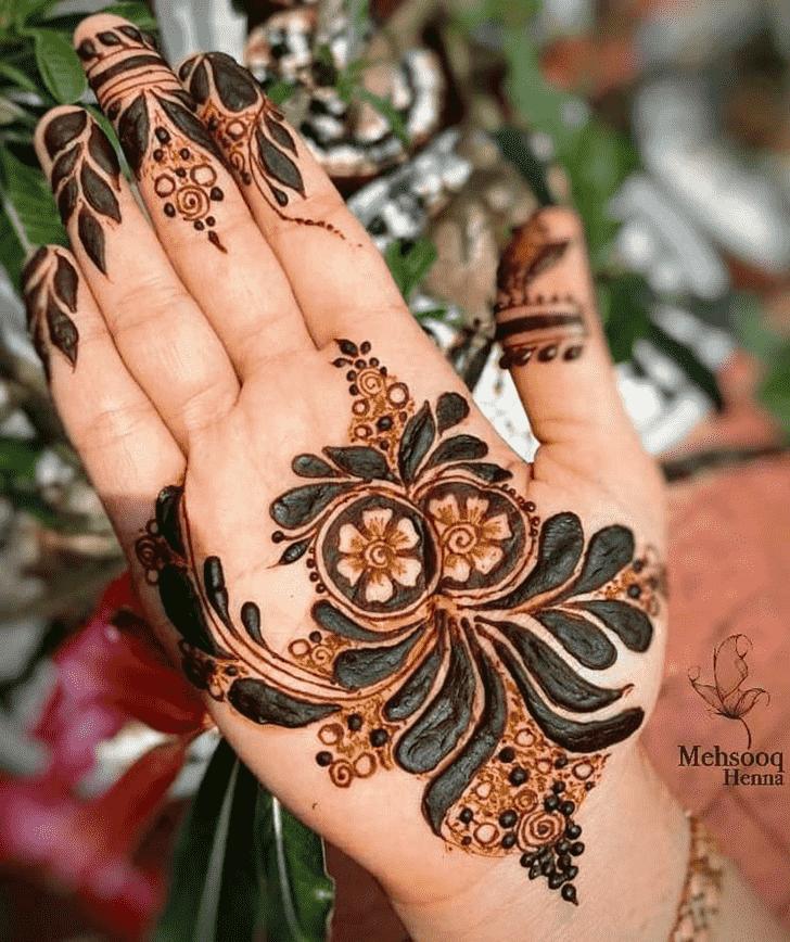 Gorgeous Rawalpindi Henna Design