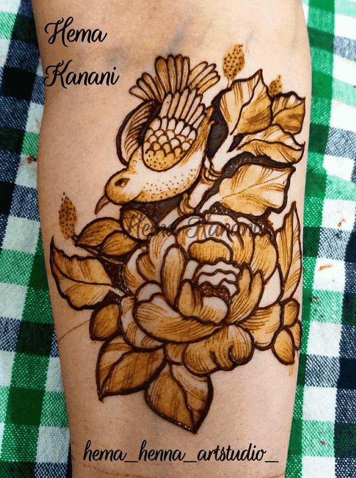 Pretty Rawalpindi Henna Design