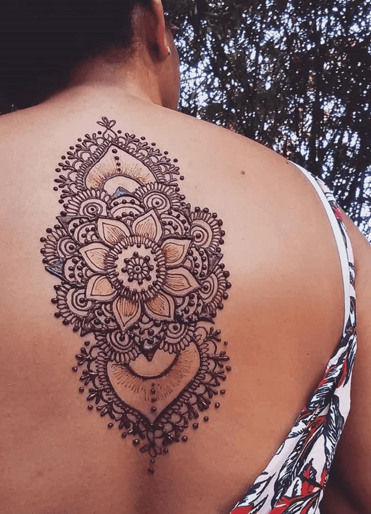 Angelic Royal Henna Design
