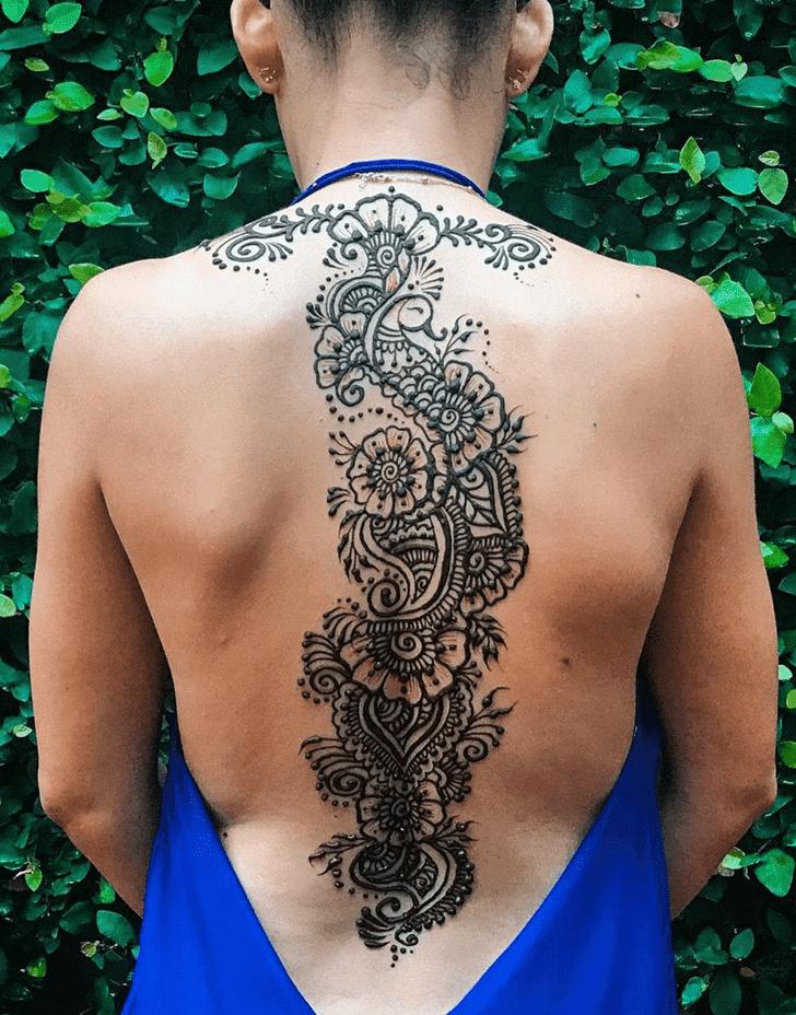 Excellent Royal Henna Design