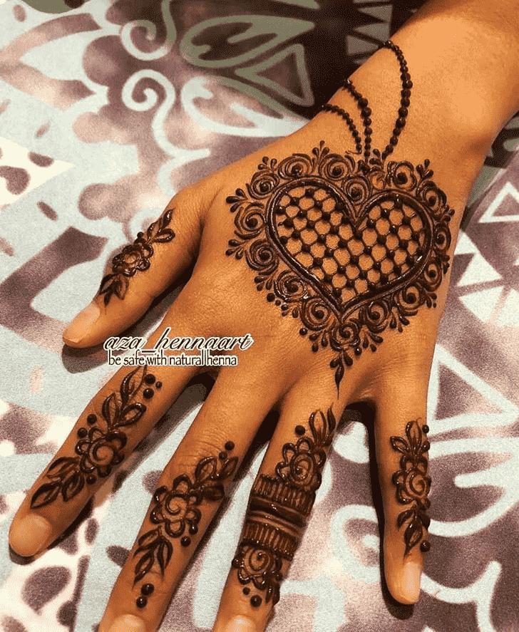 Appealing San Diego Henna Design