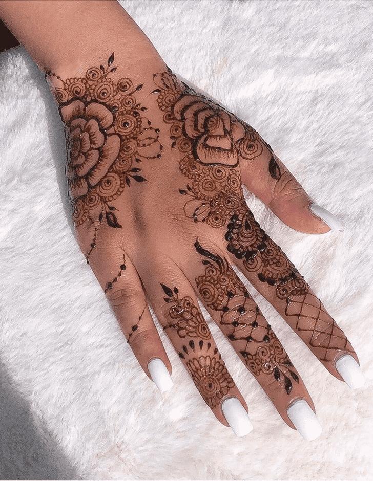 Magnificent Sargodha Henna Design