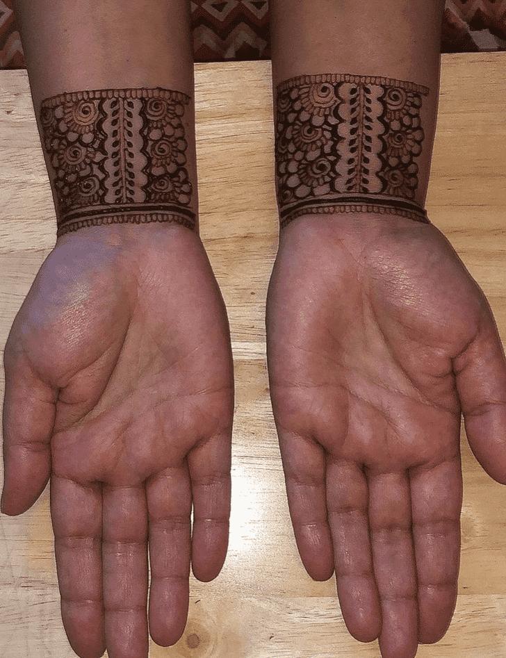 Pleasing Sargodha Henna Design