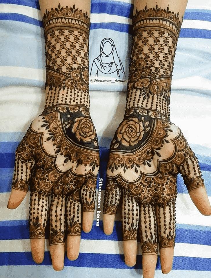 Beauteous Seattle Henna Design