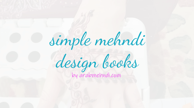 Simple Mehndi Design Books