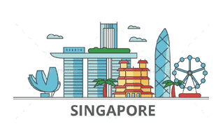Singapore Mehndi Design
