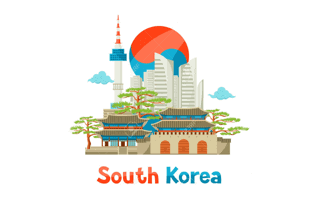 South Korea Mehndi Design