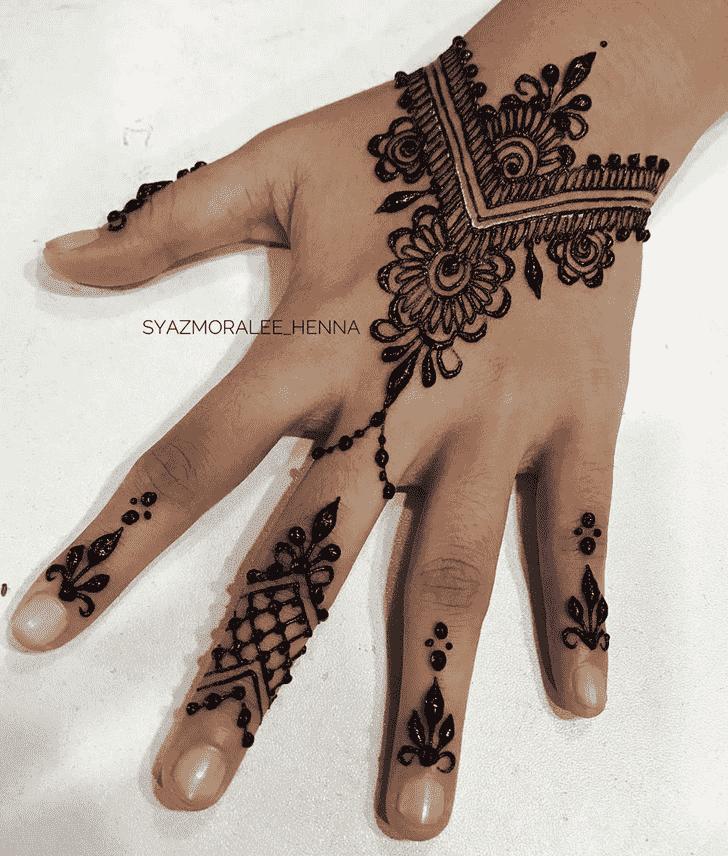 Arm Surat Henna Design