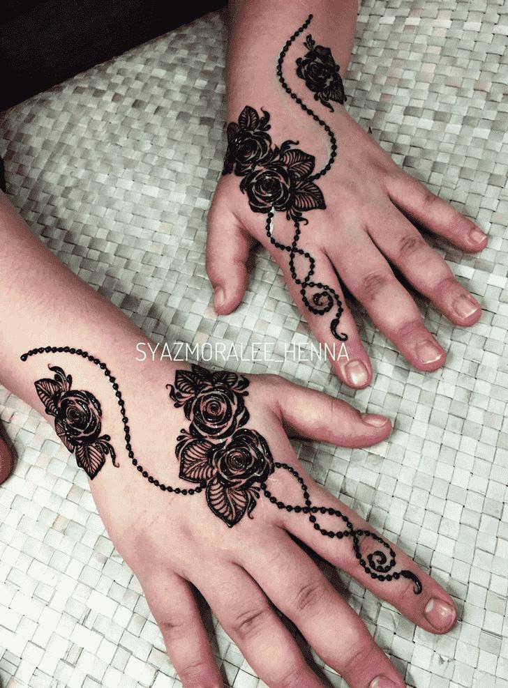 Ideal Surat Henna Design