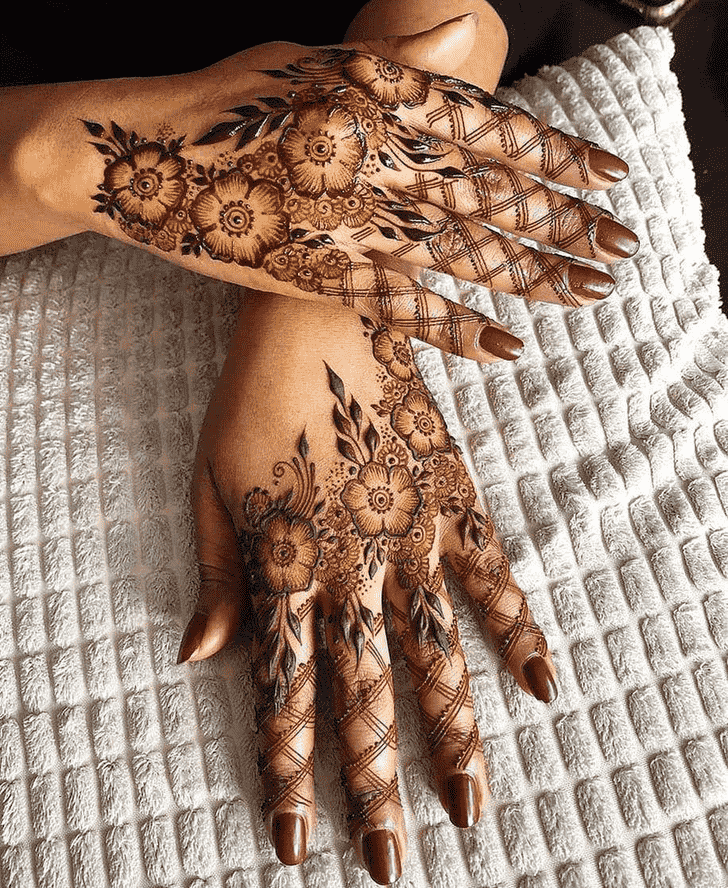 Superb Surat Henna Design