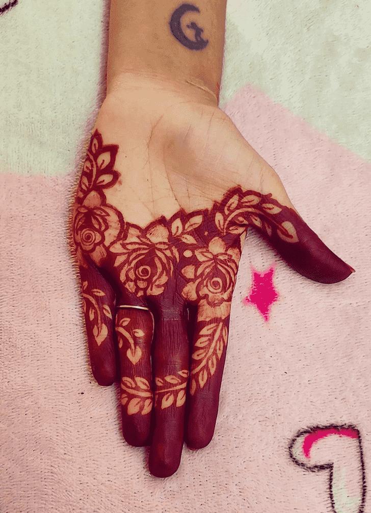 Arm Tiruchirappalli Henna Design