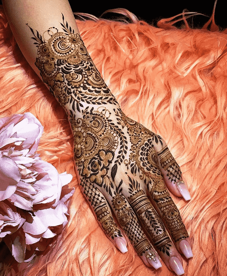 Alluring Tokyo Henna Design