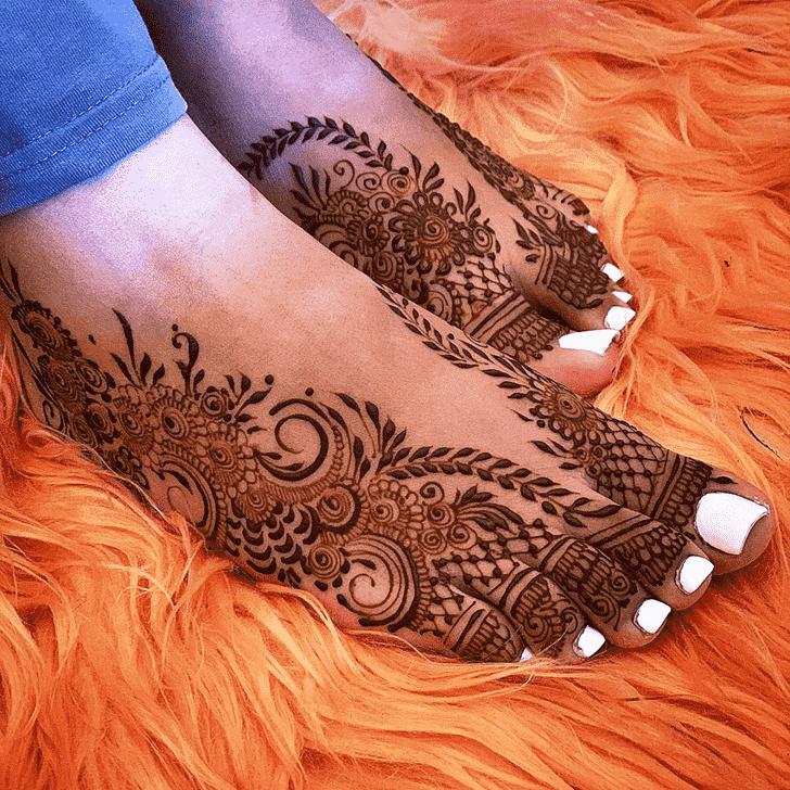 Appealing Tokyo Henna Design