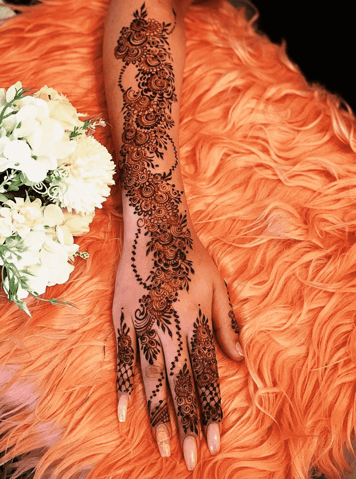 Beauteous Tokyo Henna Design