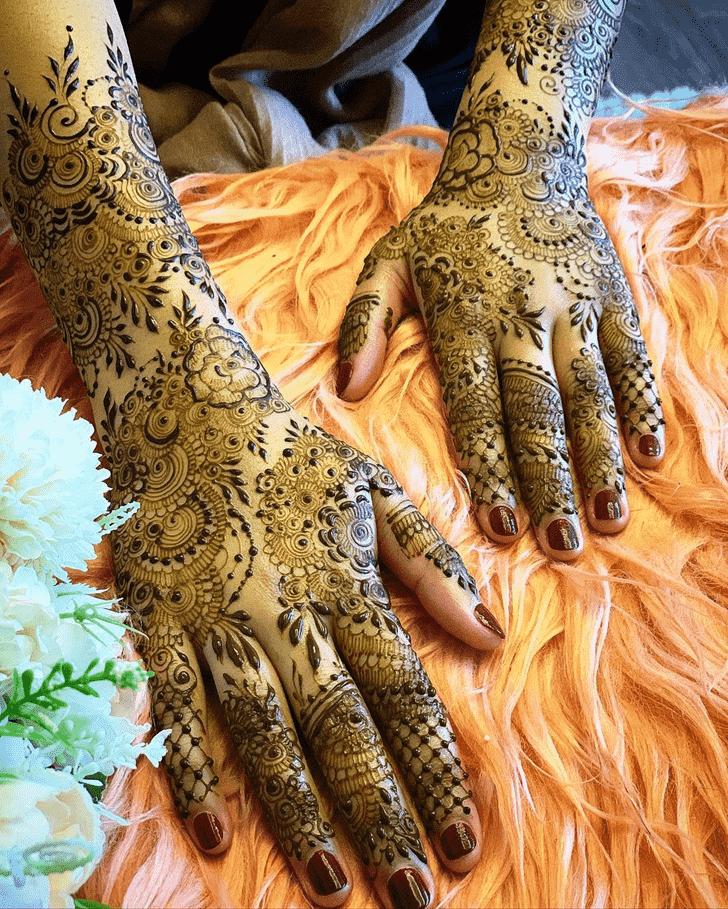 Delightful Tokyo Henna Design