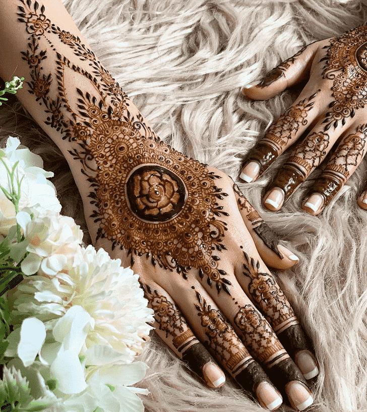 Fetching Tokyo Henna Design