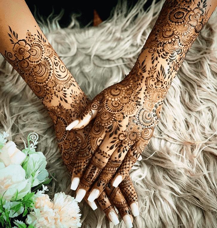 Gorgeous Tokyo Henna Design