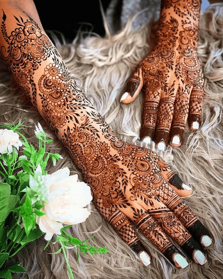 Ideal Tokyo Henna Design