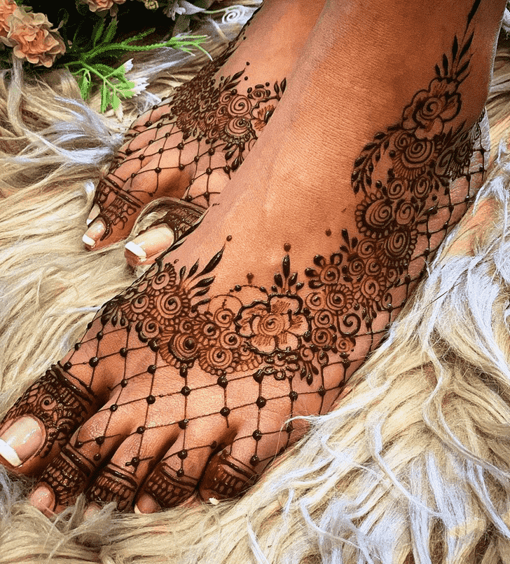 Inviting Tokyo Henna Design
