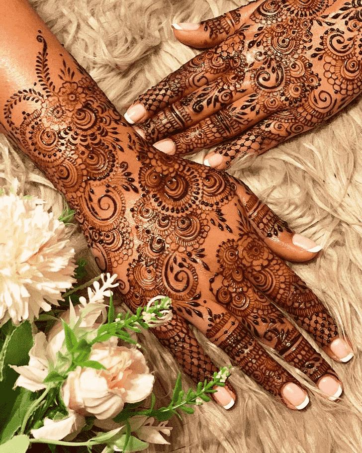 Nice Tokyo Henna Design