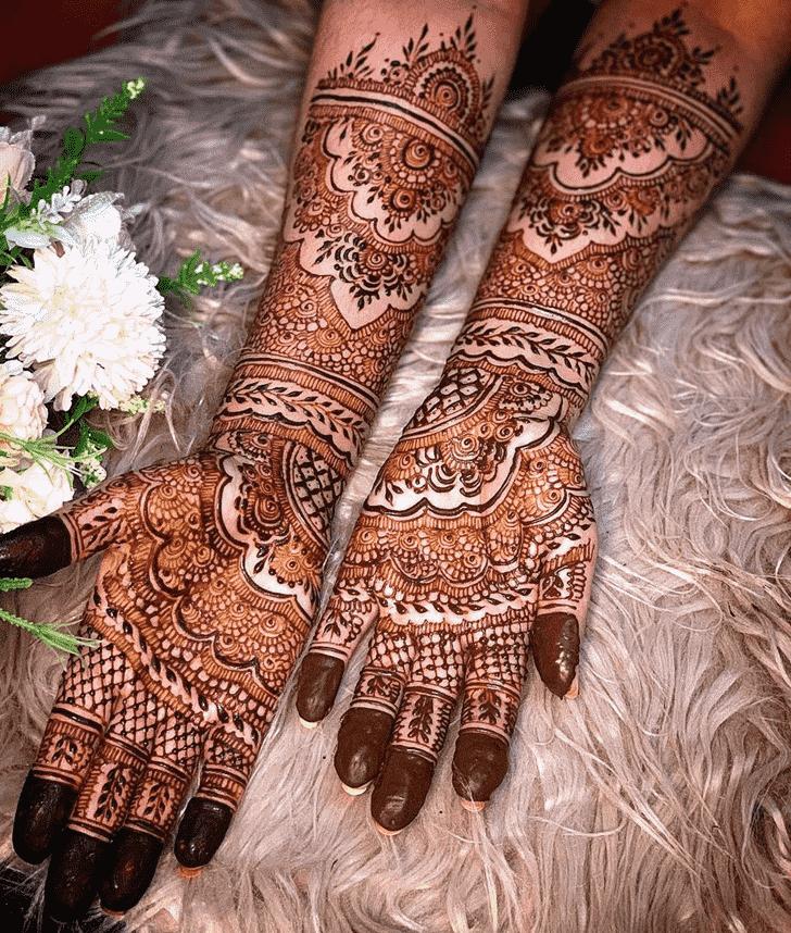 Ravishing Tokyo Henna Design