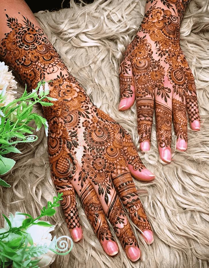 Refined Tokyo Henna Design