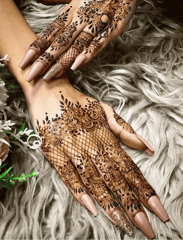 Slightly Tokyo Henna Design