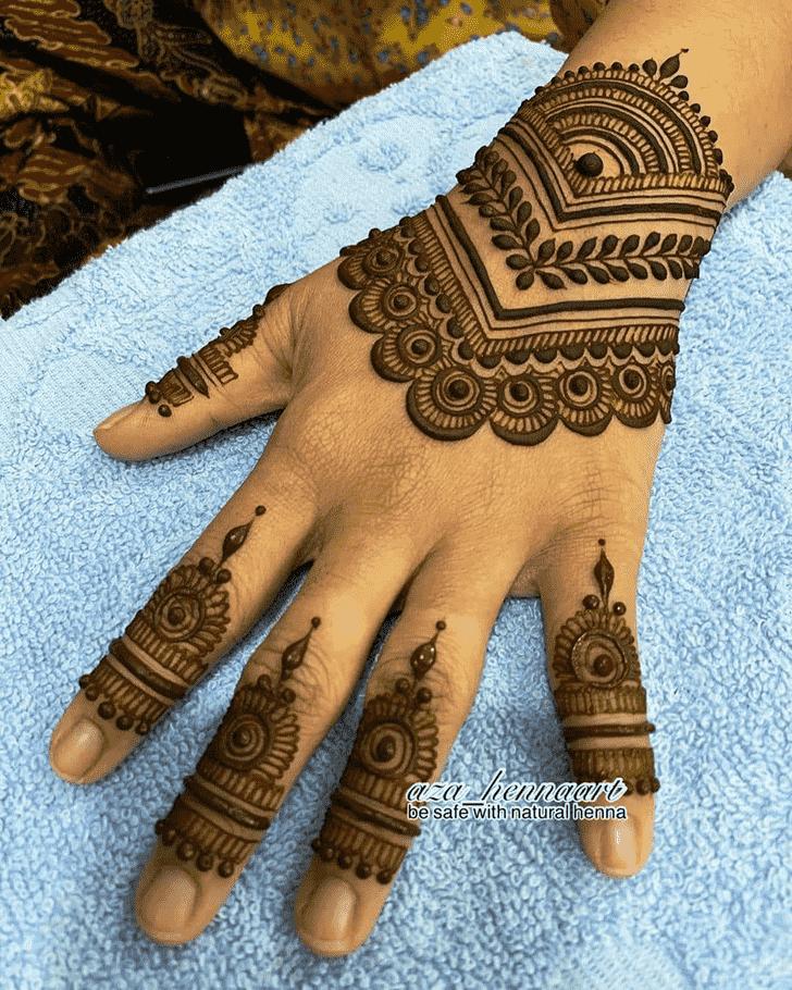Alluring Toronto Henna Design