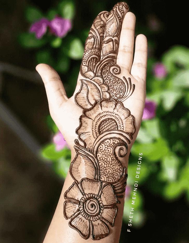 Angelic Toronto Henna Design