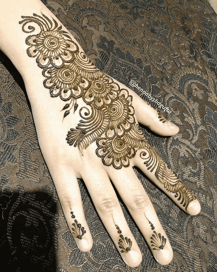 Appealing Toronto Henna Design