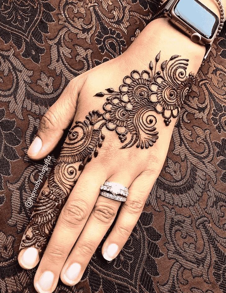 Bewitching Toronto Henna Design