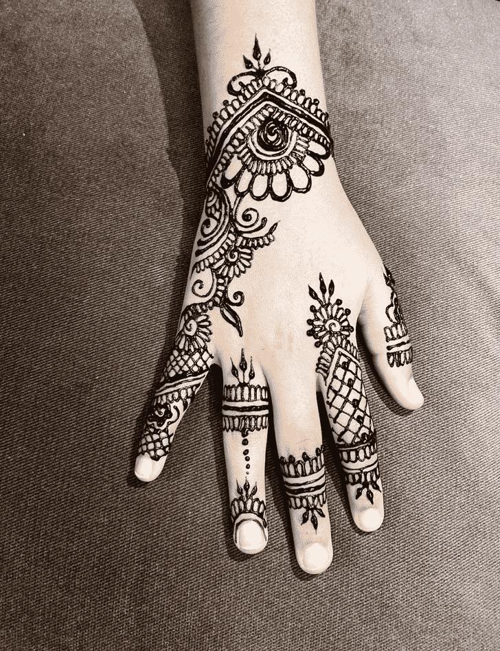 Ideal Unique Henna Design