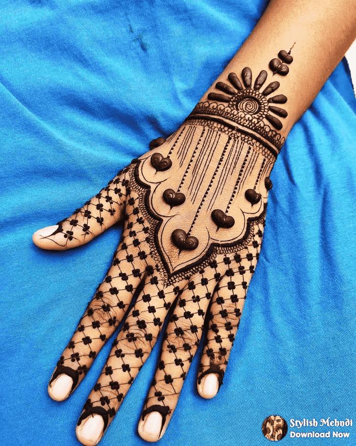Magnetic Unique Henna Design
