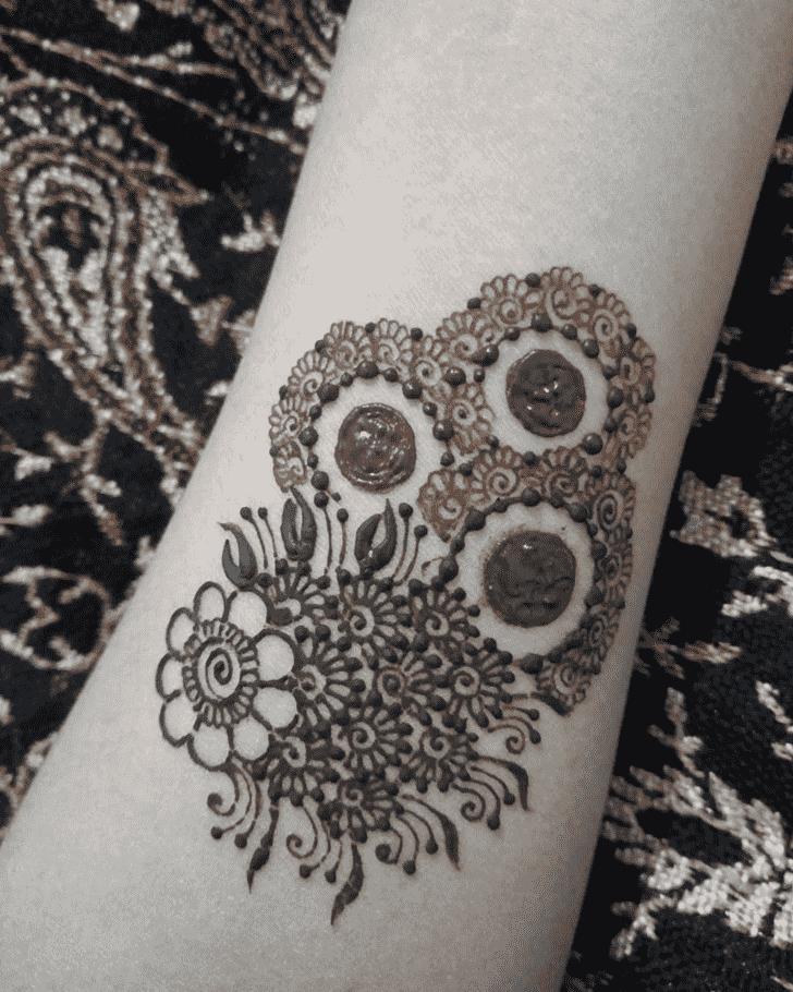 Magnificent Vadodara Henna Design