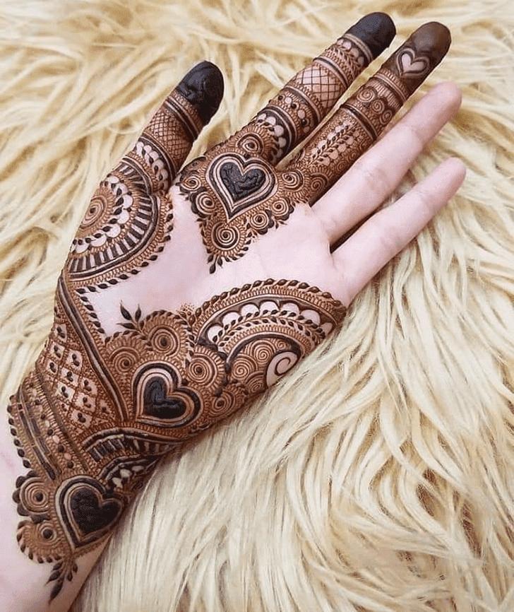 Ravishing Vat Purnima Henna Design