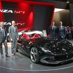 Ferrari Monza Sp1 And Sp2 The First In A New Concept Arab Motor World