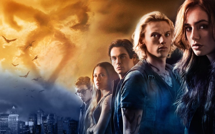 The-Mortal-Instruments-City-of-Bones-cast-poster